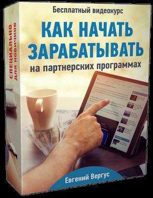КАК ЗАРАБАТЫВАТЬ НА ПАРТНЕРСКИХ ПРОГРАММАХ-Никита Фофанов
